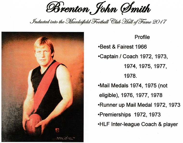 Brenton John Smith