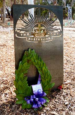 Australian Army Wreath